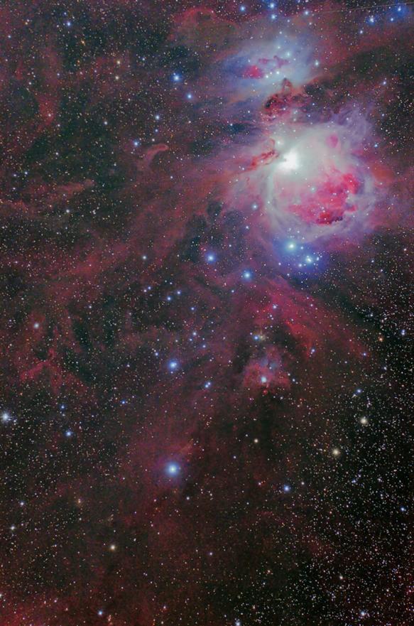 オリオン星雲