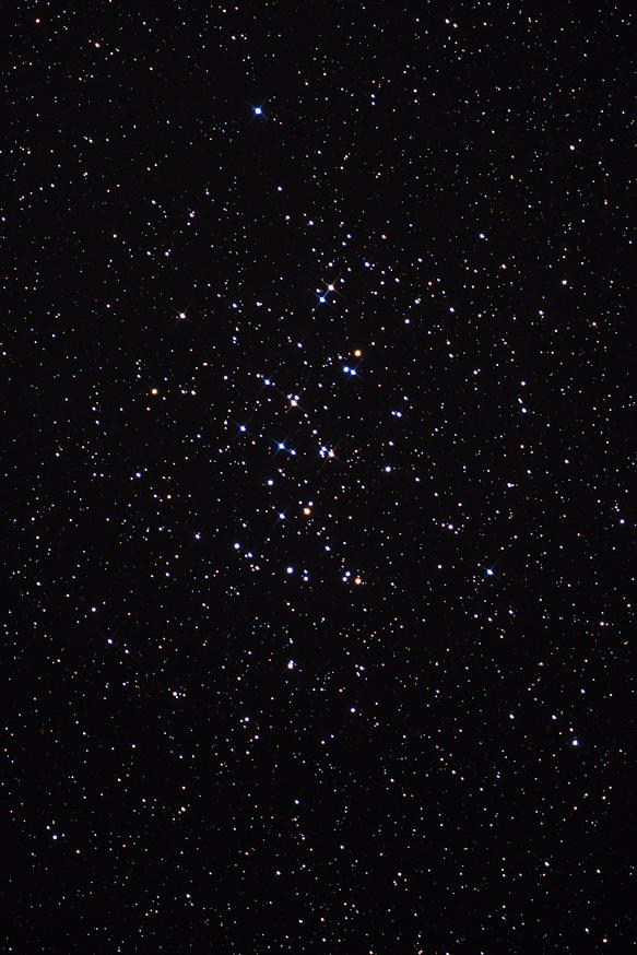 M44 プレセペ星団