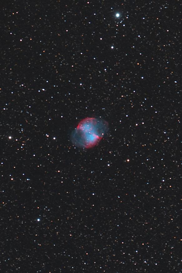 N27亜鈴星雲