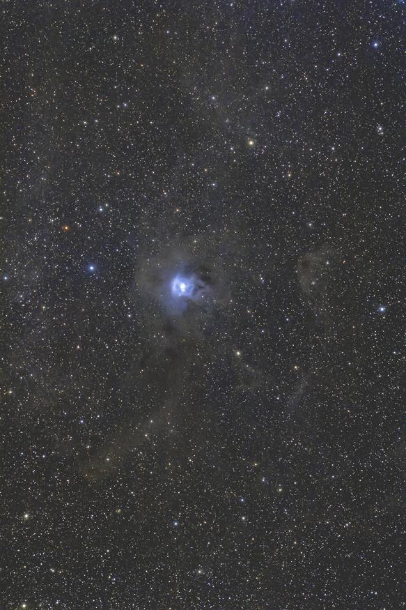 アイリス星雲