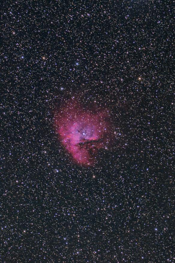 パックマン星雲