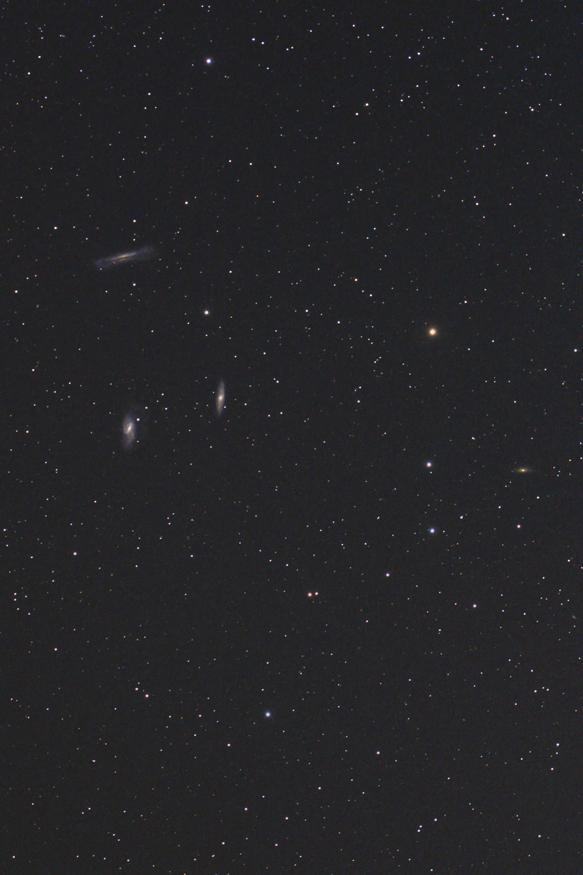 トリオ銀河