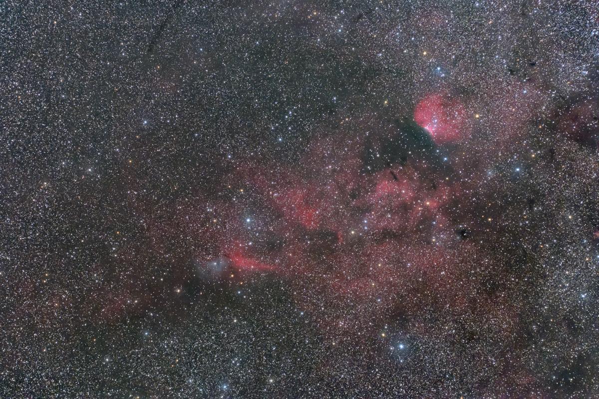ケフェウス座星雲