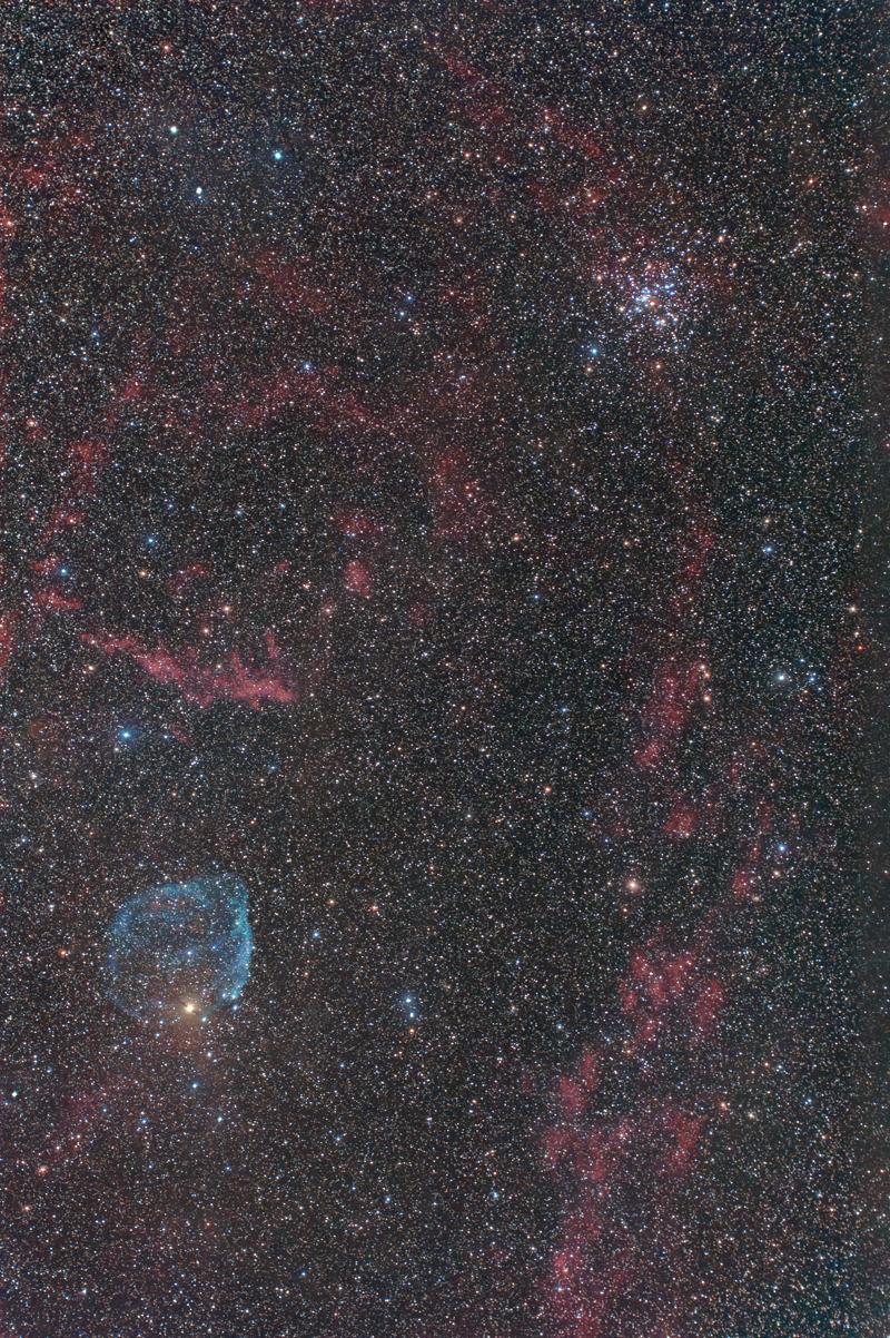 M41散開星団