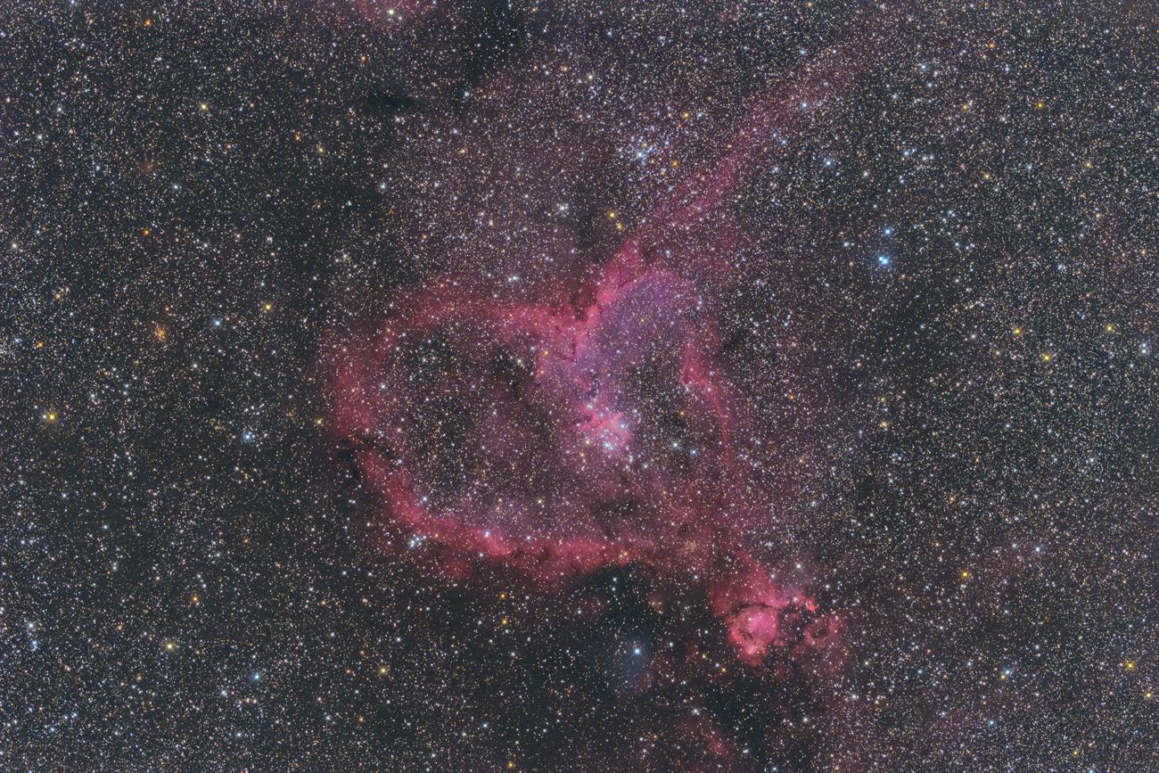 ハート星雲