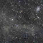 M81M82北天分子雲
