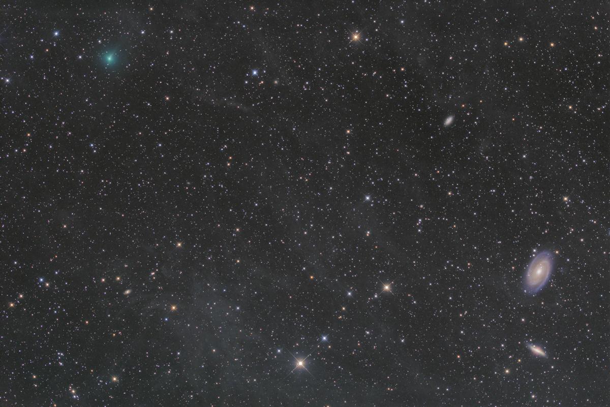 C2019Y4 アトラス彗星