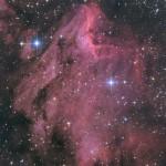 ペリカン星雲