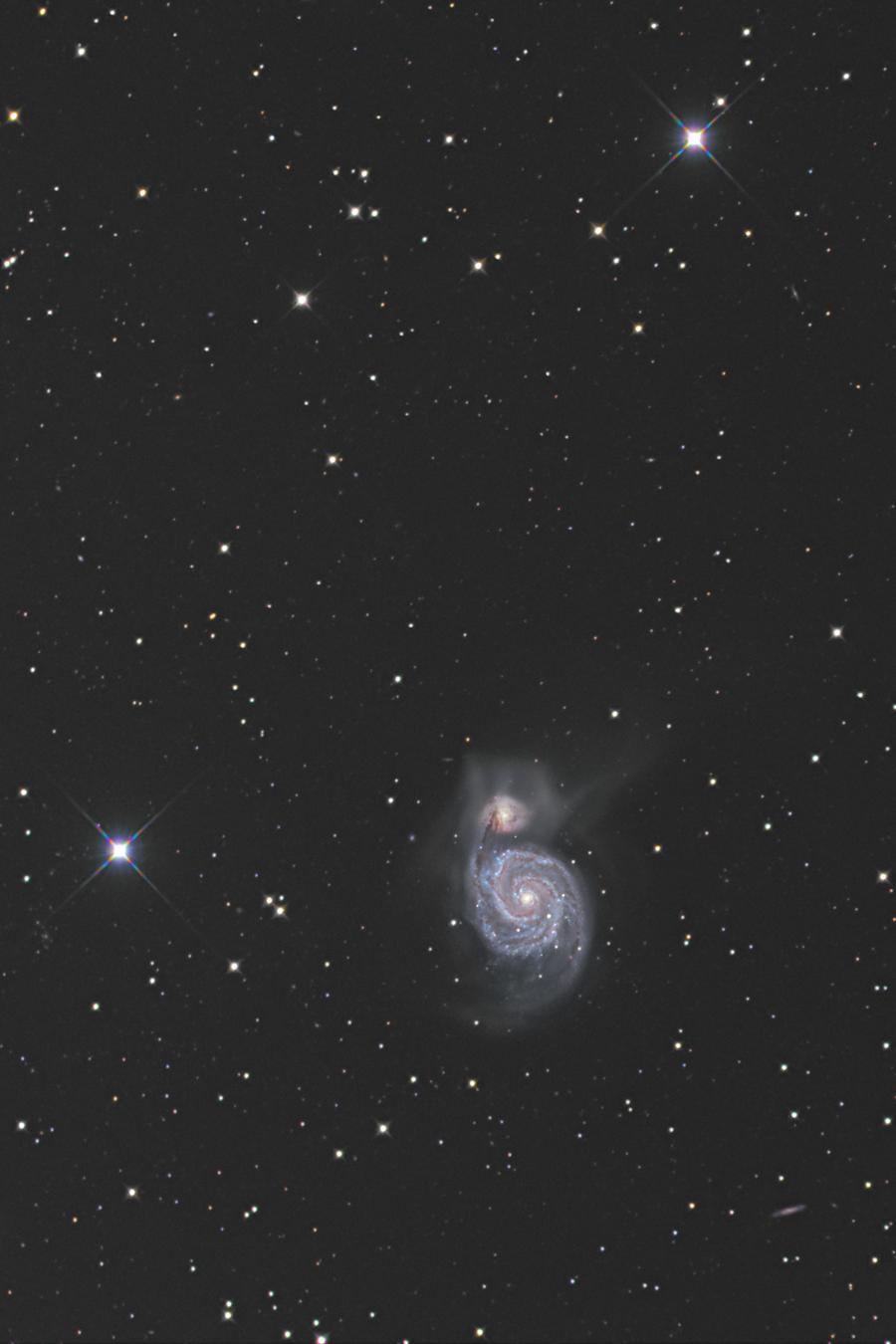 M51銀河